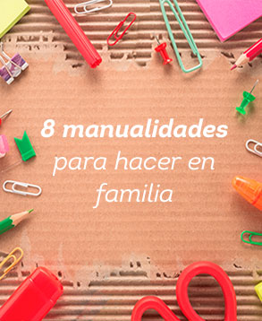 Blog homy manualidades craft for Manualidades en familia