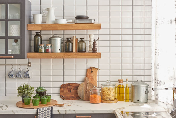 5 ideas para decorar tu cocina for Decorar una cocina alargada