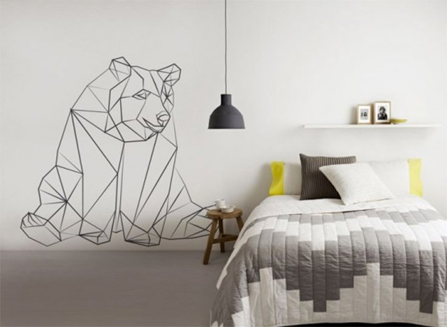 Tips Para Decorar Con Geometría