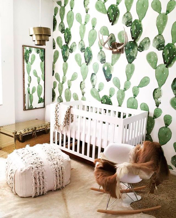 Nursery Décor For The Grown Ups: Ideas Originales Para Decorar La Pieza De Tu Bebé