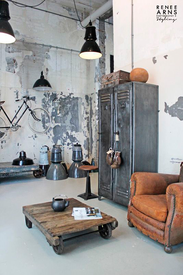 Las Claves Para Decorar Con Estilo Industrial - Decorar-con-estilo