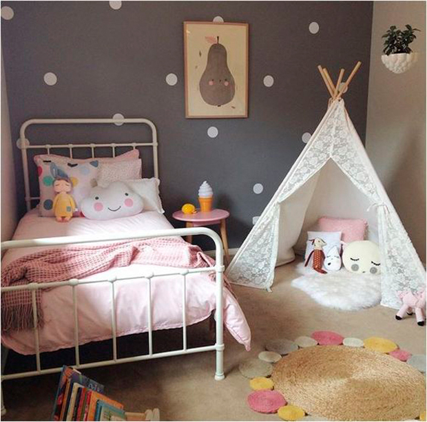 Tendencia Tipi O Carpa India Para Nios