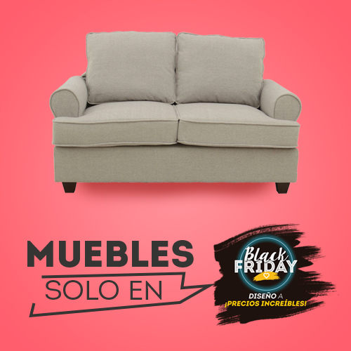 Muebles Black Friday