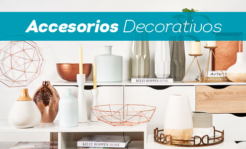 Muebles y decoraci n for Accesorios decorativos