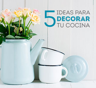 Blog Homy: 5 ideas para decorar tu cocina