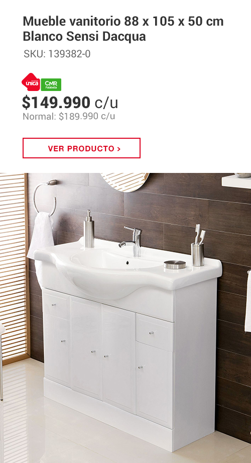 Imperdible Baño