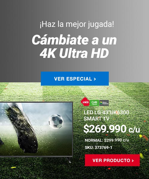 Especial TV Ultra HD
